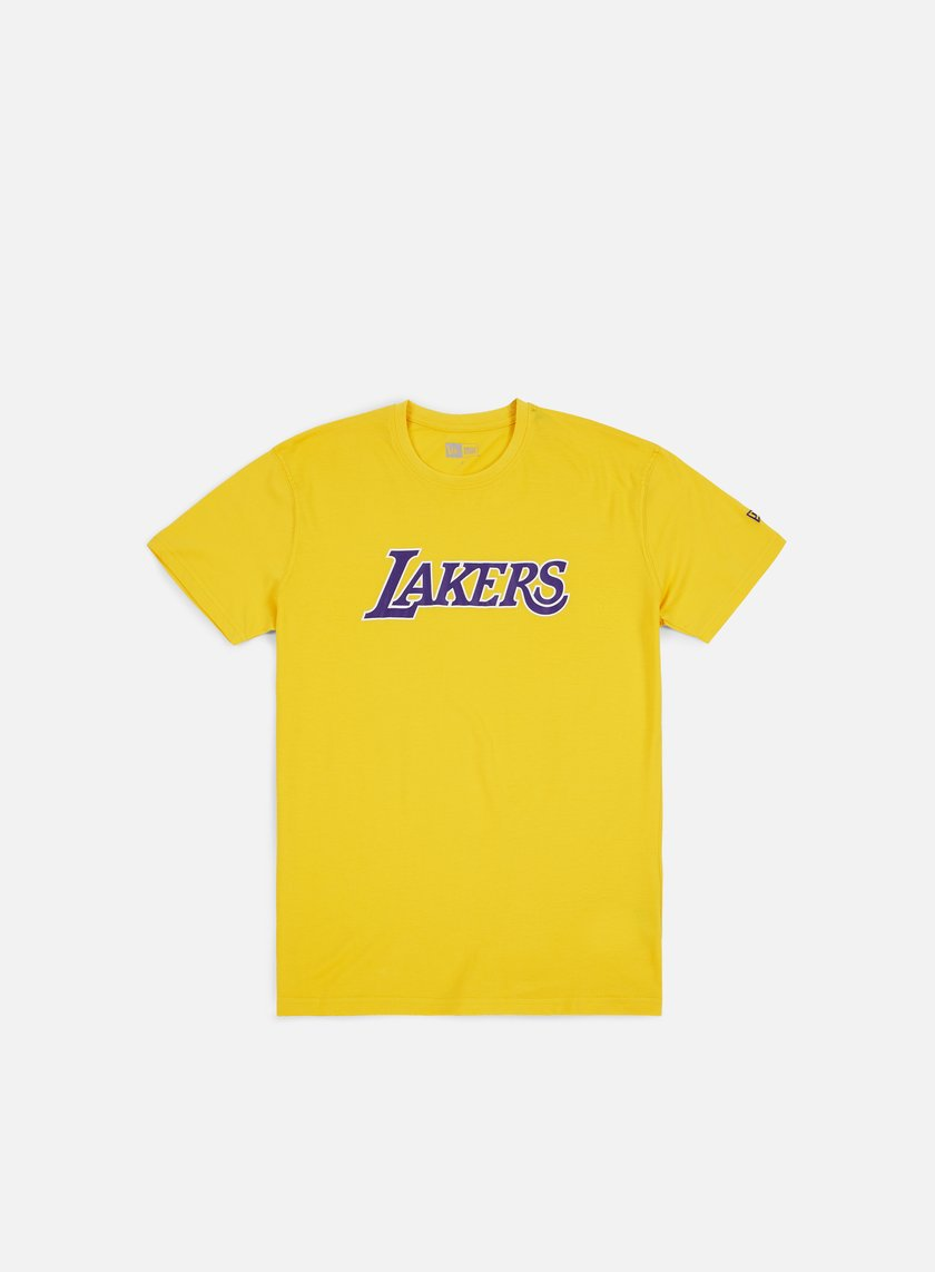 9f8240aa9 NEW ERA NBA Team Apparel T-shirt Los Angeles Lakers € 20 Short ...