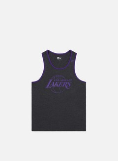 New Era NBA Team Logo Tank LA Lakers