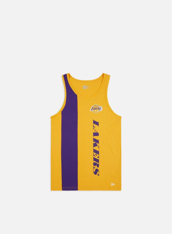 New Era NBA Team Worldmark Tank LA Lakers