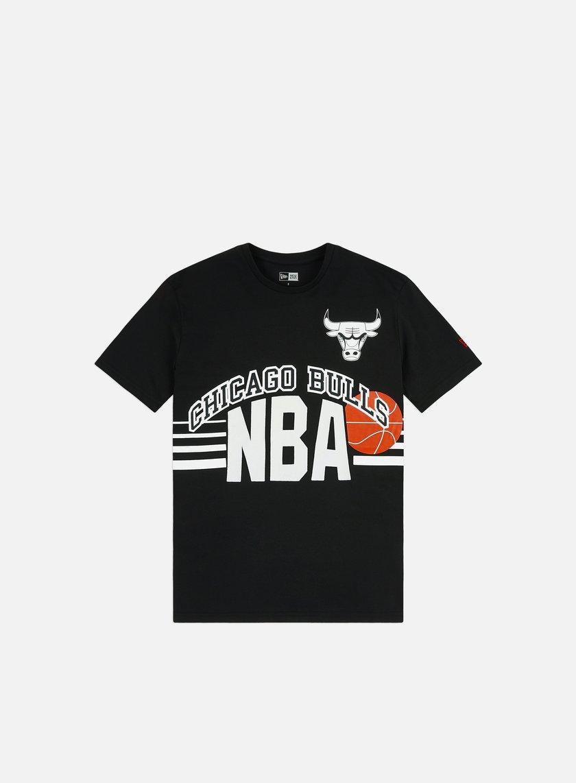 New Era NBA Throw Back T-shirt Chicago Bulls