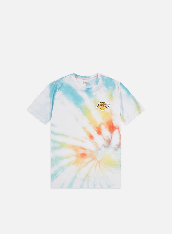New Era NBA Tye Dye T-shirt LA Lakers