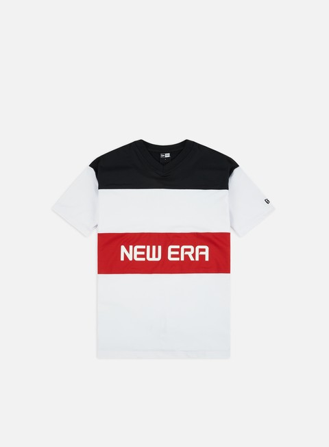 Outlet e Saldi T-shirt a Manica Corta New Era NE Contemporary Jersey New Era