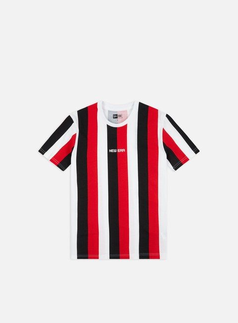 Outlet e Saldi T-shirt a Manica Corta New Era NE Contemporary Stripe T-shirt New Era