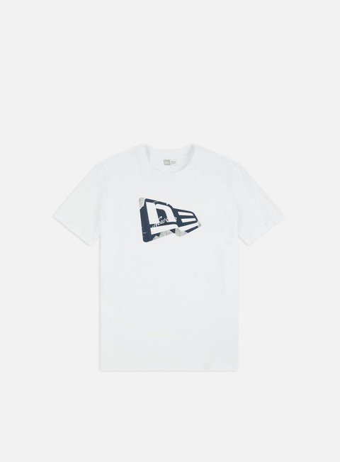 Outlet e Saldi T-shirt a Manica Corta New Era NE Flag Infill T-shirt New Era