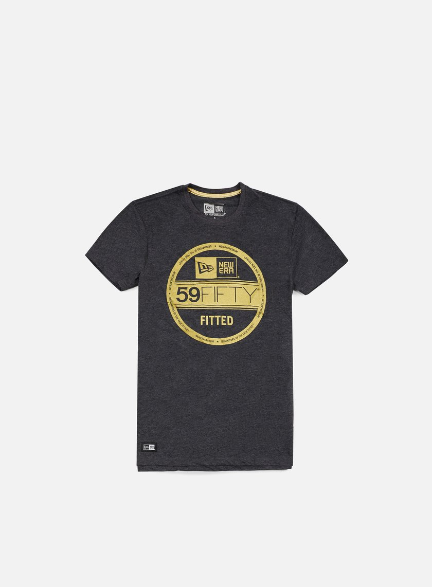 New Era - Neue Luxx Met Vs T-shirt, Dark Grey Heather