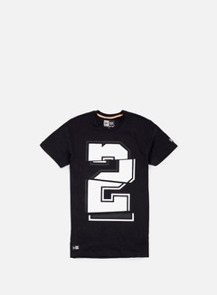 New Era - Neue Luxx Number T-shirt, Black 1