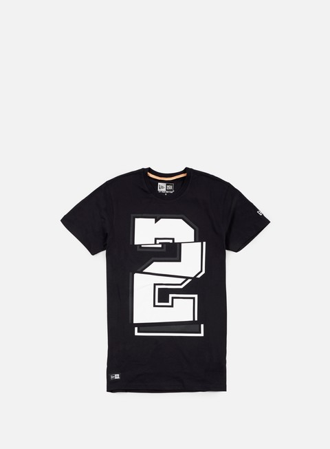 t shirt new era neue luxx number t shirt black
