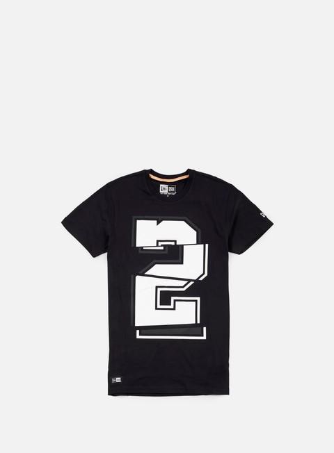 t shirt new era neue luxx number t shirt black