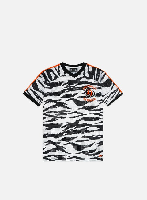 Short Sleeve T-shirts New Era NFL Aop Oversized T-shirt Cincinnati Bengals