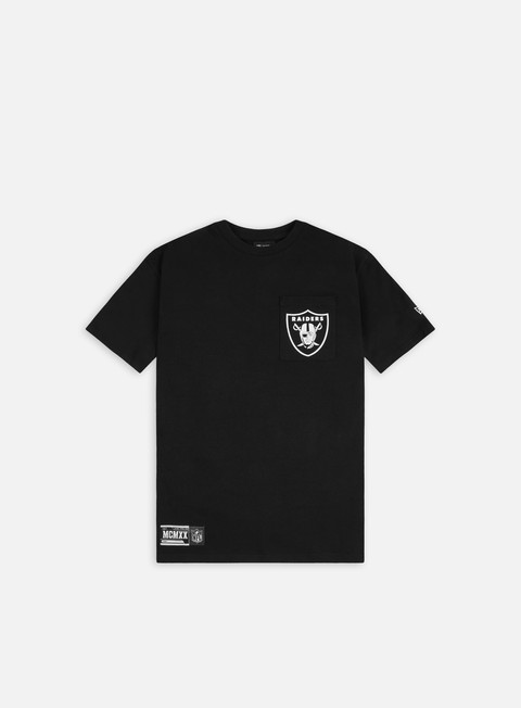 New Era NFL Box Logo T-shirt Las Vegas Raiders