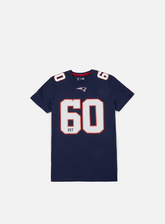 New Era NFL Number Classic T-shirt New England Patriots