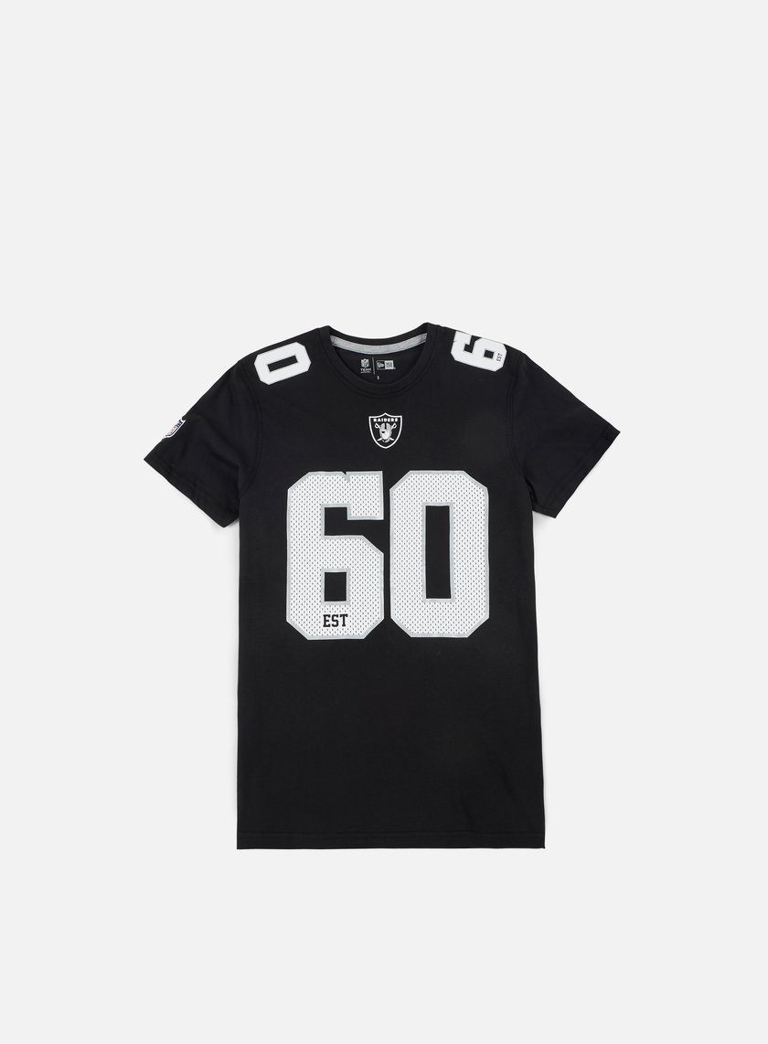 New Era NFL Number Classic T-shirt Oakland Raiders