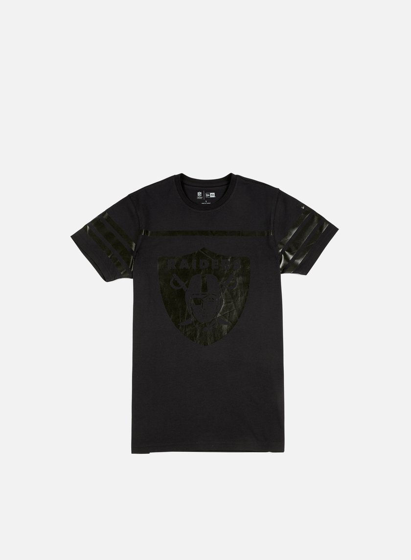 New Era - NFL Triple T-shirt Oakland Raiders, Black