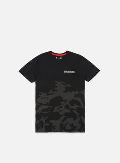 New Era - NTC Reflective Camo T-shirt Oakland Raiders, Black 1