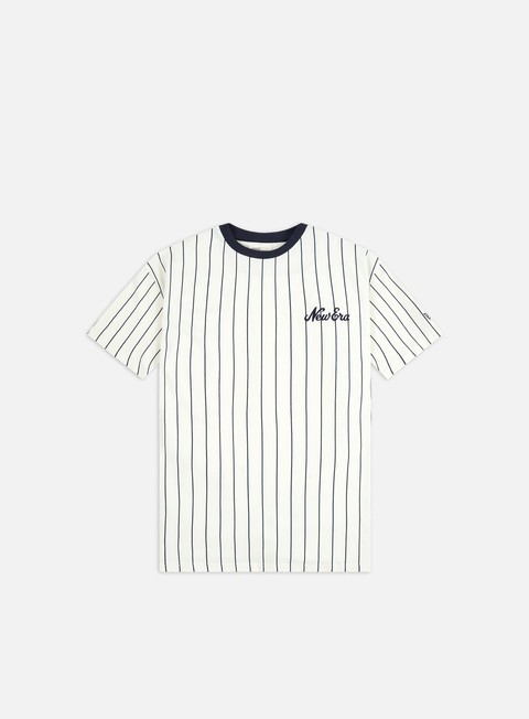 T-shirt con Stampa All Over New Era Pinstripe Oversized T-shirt