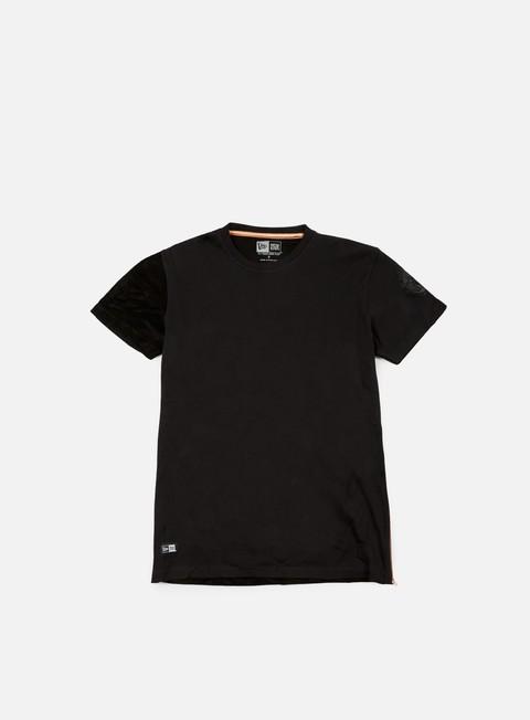 t shirt new era premium neue luxx t shirt black