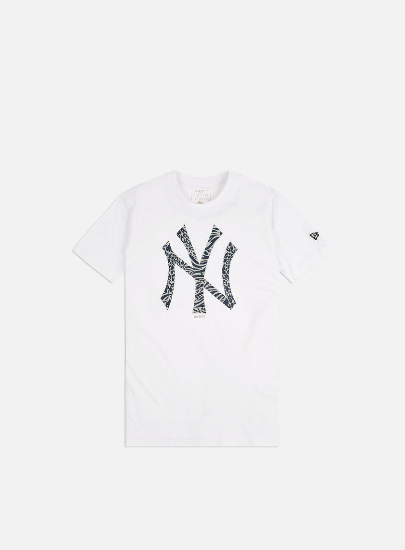 New Era Print Infill T-shirt NY Yankees
