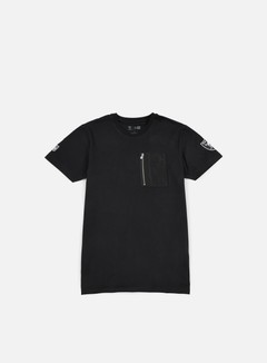 New Era - Remix II Pocket T-shirt Oakland Raiders, Black 1