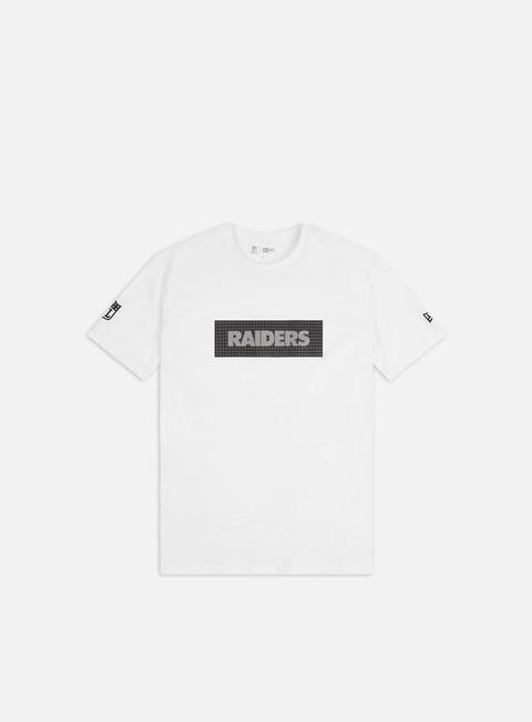 New Era Ripstop Print Box T-shirt Las Vegas Raiders