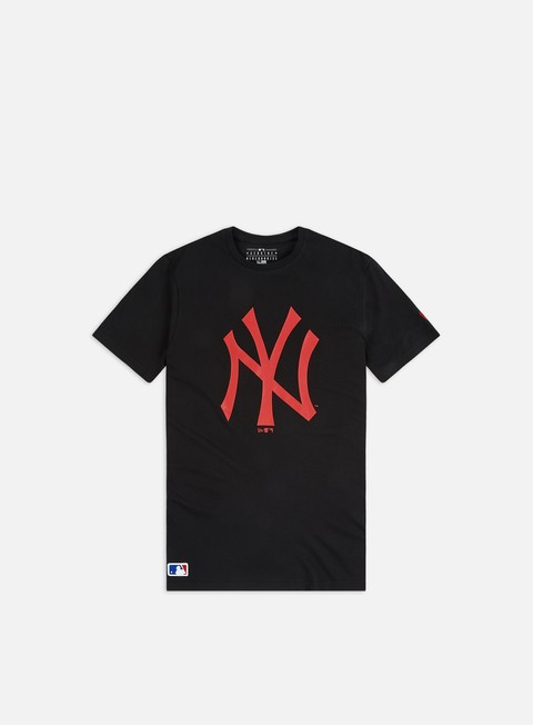 Sport Team T-shirts New Era Seasonal Team Logo T-shirt NY Yankees