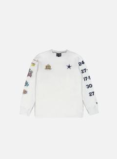 New Era - Super Bowl 50 LS T-shirt Dallas Cowboys, White 1
