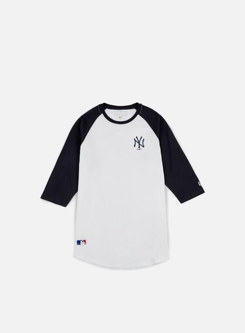 T-shirt Squadre Sportive New Era TA 3/4 Raglan T-shirt NY Yankees