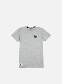 New Era - TA T-shirt NY Yankees, Light Grey Heather