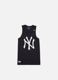 New Era - Team App Logo Tank NY Yankees, Navy 1