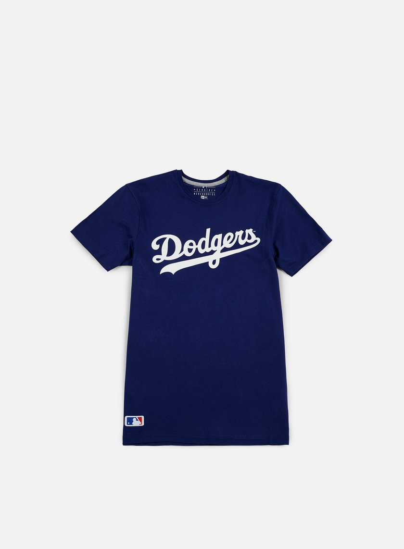 New Era - Team App T-shirt LA Dodgers, Dark Blue