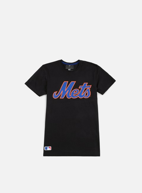 t shirt new era team app t shirt ny mets black