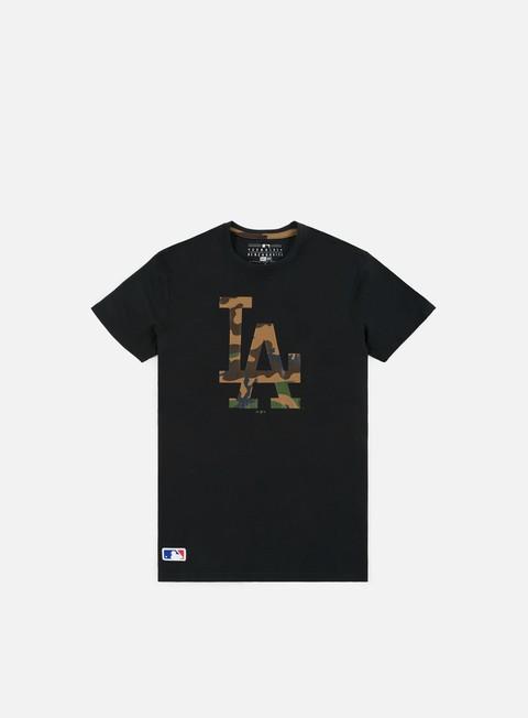 T-shirt a manica corta New Era Team Apparel Infill Logo T-shirt LA Dodgers