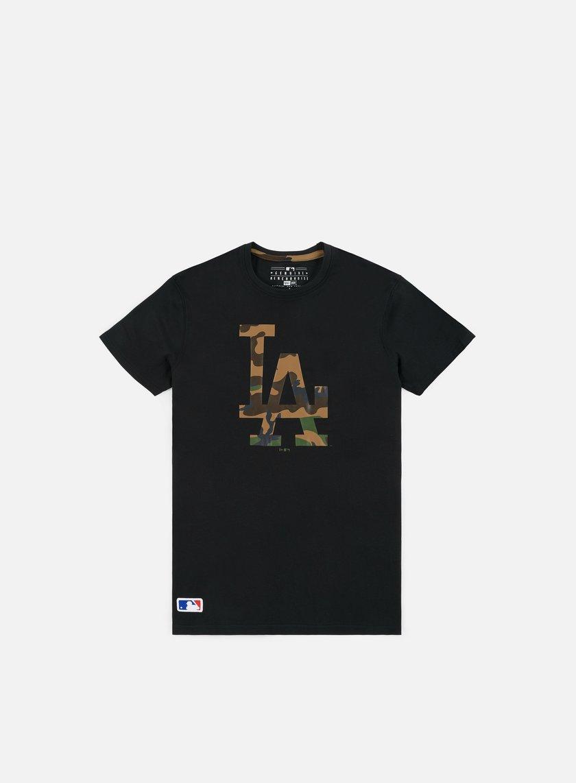 New Era Team Apparel Infill Logo T-shirt LA Dodgers