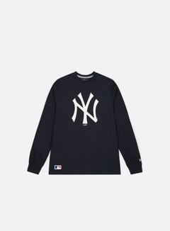 New Era Team Apparel LS T-shirt New York Yankees 398be9a3b25b