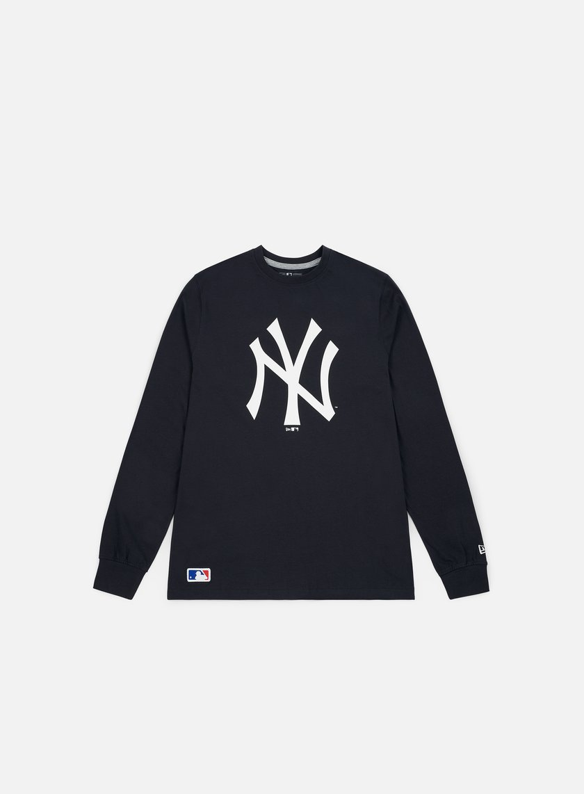 0dd976611b9272 NEW ERA Team Apparel LS T-shirt New York Yankees € 20 Long Sleeve T ...
