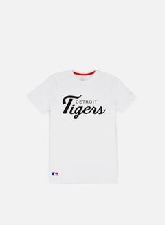 New Era - Team Apparel T-shirt Detroit Tigers, White 1