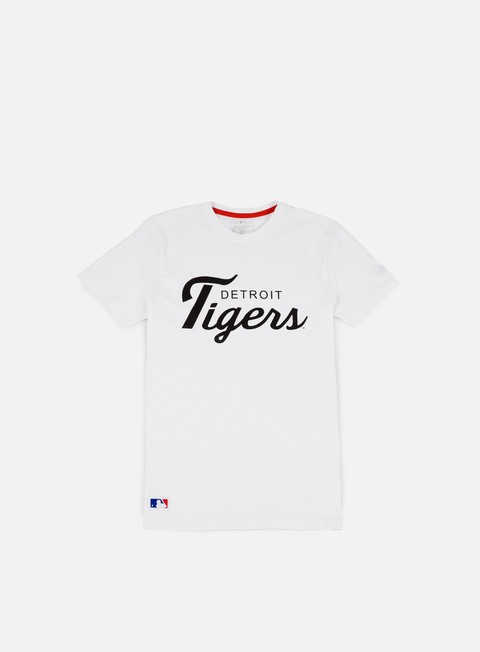 t shirt new era team apparel t shirt detroit tigers white