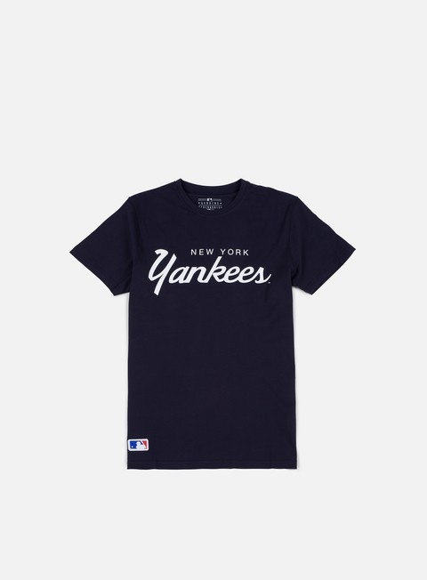 t shirt new era team apparel t shirt ny yankees navy
