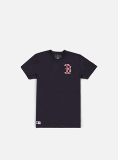 New Era - Team Banner T-shirt Boston Red Socks, Navy 1