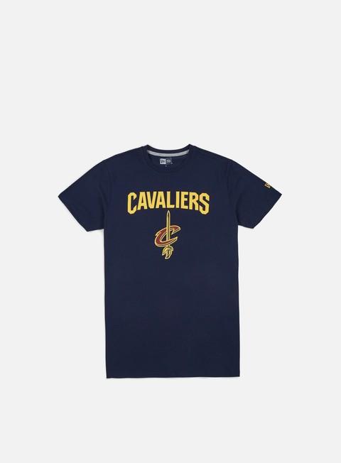 T-shirt a manica corta New Era Team Logo T-shirt Cleveland Cavaliers
