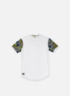 New Era - Walala Long Line T-shirt, White 1