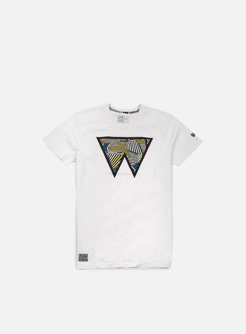 T-shirt a Manica Corta New Era Walala T-shirt