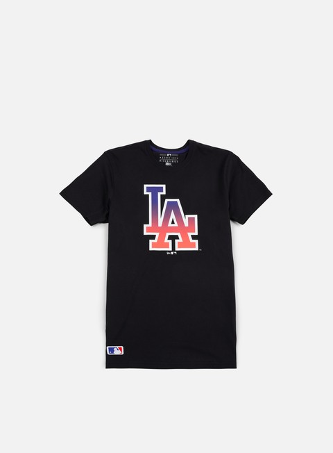 t shirt new era west coast logo t shirt la dodgers black