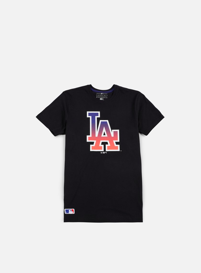 New Era - West Coast Logo T-shirt LA Dodgers, Black