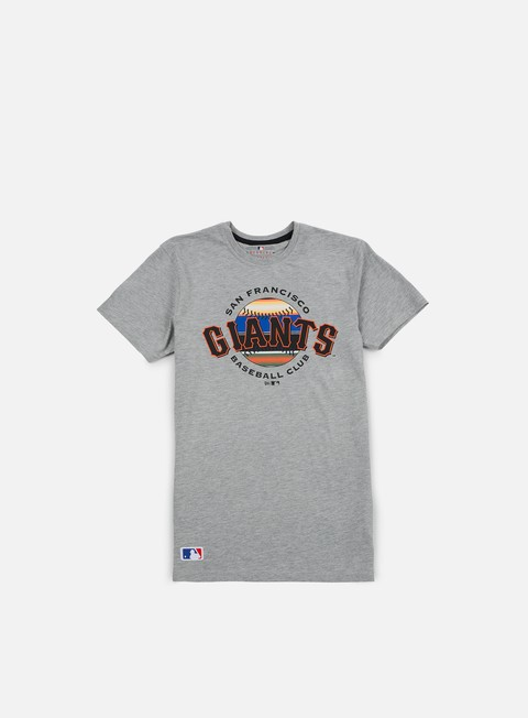 t shirt new era west coast logo t shirt san francisco giants light grey heather