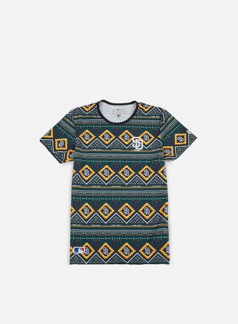 t shirt new era west coast t shirt san diego padres multicolor