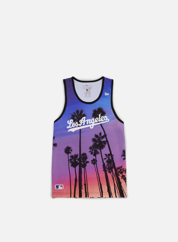 New Era West Coast Tank Top LA Dodgers