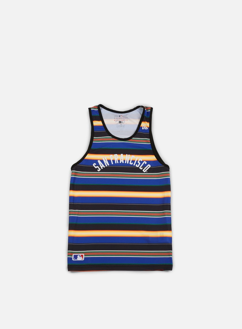 New Era - West Coast Tank Top San Francisco Giants, Multicolor