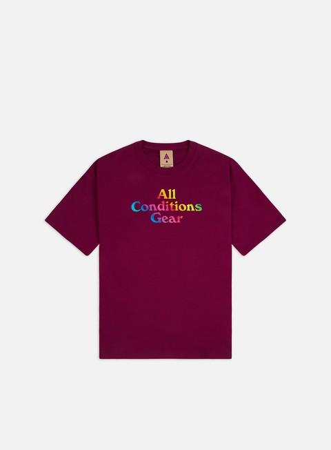 T-shirt a Manica Corta Nike ACG Gradient T-shirt