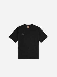 Nike - ACG Logo T-shirt, Black/Anthracite