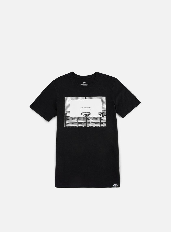 Nike - AF 1 Photo T-shirt, Black/White
